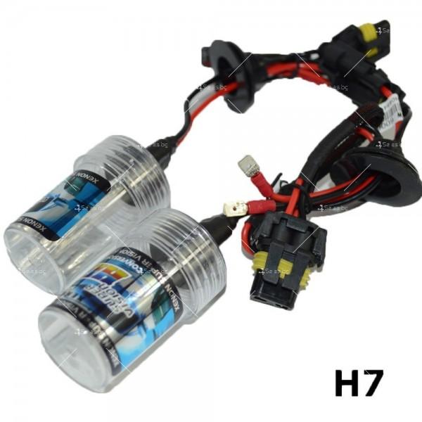 Ксенонови крушки тип H7