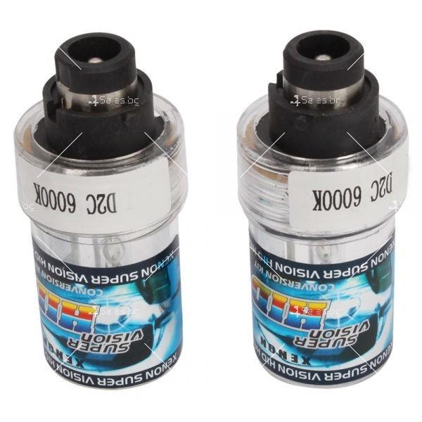 Xenon крушки с D2C стандарт 5