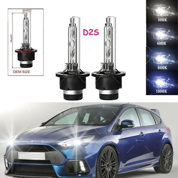 Xenon крушки с D2S DC стандарт 2