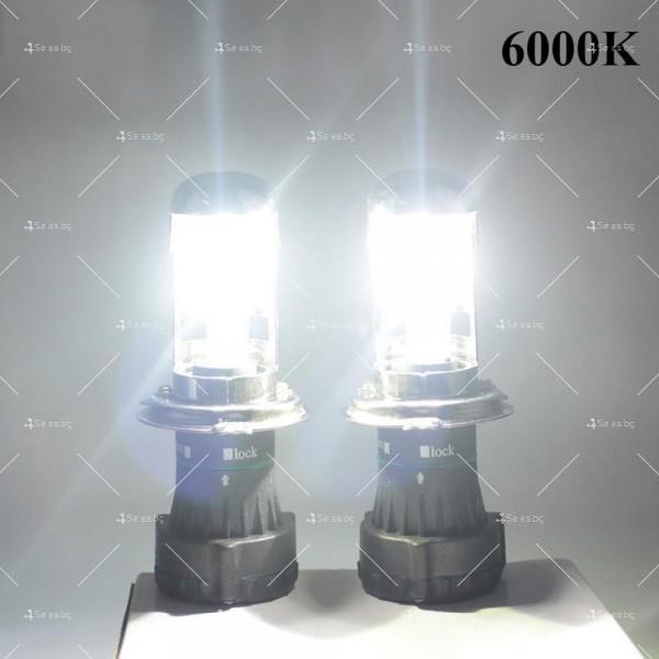 Осветление за ксенон системи тип Н4 AC 12