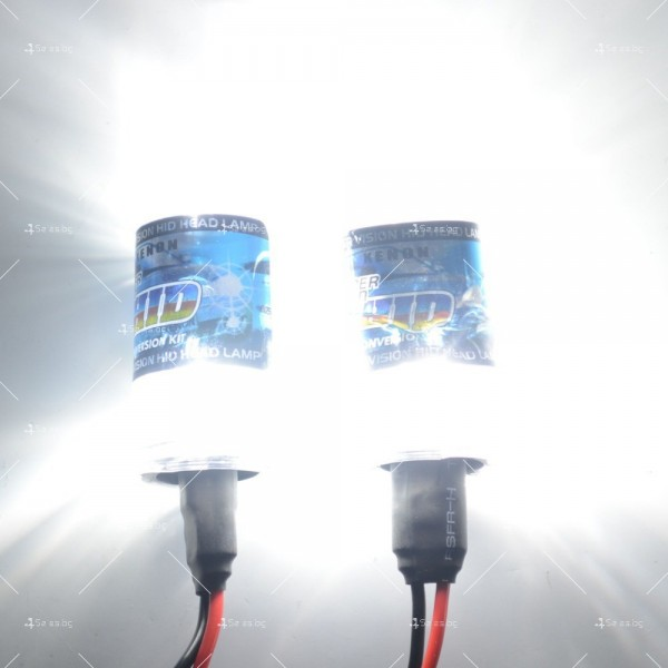 Система с ксенонови светлини тип Н1, 6000 К цветова температура 14