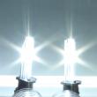 6000 Келвина яркост и 55 вата мощност с новата ксенон система тип H7 7