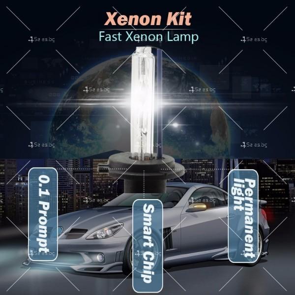 Стоперор модул и по-добри баласти с новата ксенон система тип НB3 (9005) 7