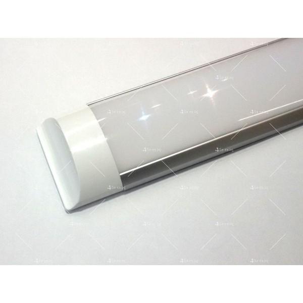 Лед осветително тяло с алуминиев корпус