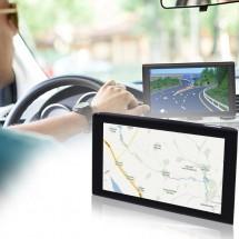 Видеорегистратор 9 инча с GPS навигация, 3D карти, Андроид, HD камера, WI FI AC58