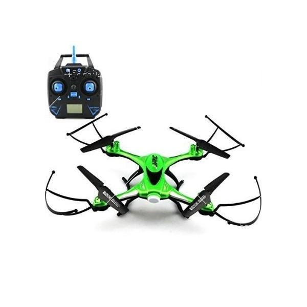 Дрон JJRC H31 с висока водоустойчивост, LED светлини и 360 градуса превъртане 1