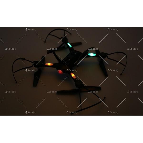 Дрон JJRC H31 с висока водоустойчивост, LED светлини и 360 градуса превъртане 3