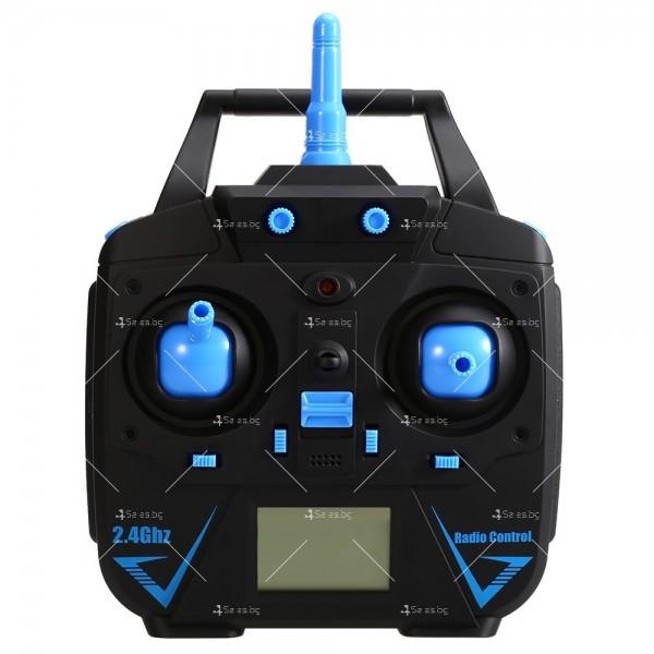 Дрон JJRC H31 с висока водоустойчивост, LED светлини и 360 градуса превъртане 8