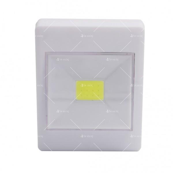 Магнитен ключ за лампа с лед светлина 3