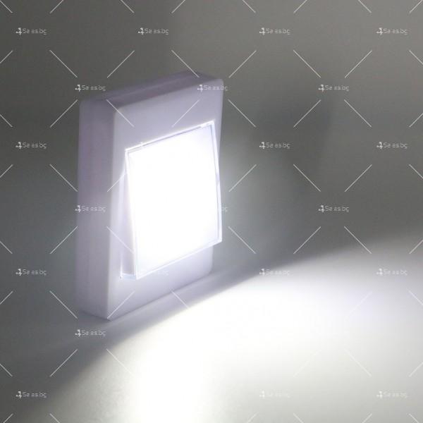 Магнитен ключ за лампа с лед светлина 5