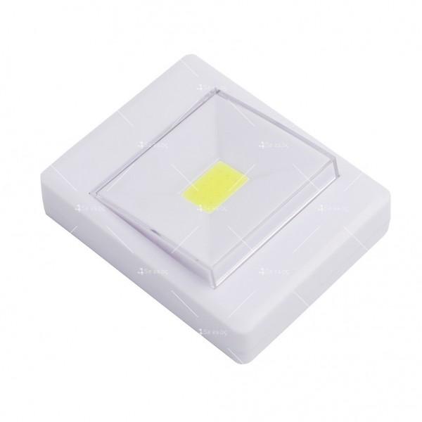 Магнитен ключ за лампа с лед светлина 7