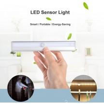 Безжична лампа със сензор за движение