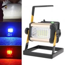 Многодиоден прожектор с различни цветове светлина