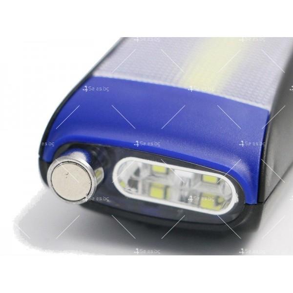 Лампа за работа с акумулатор 3