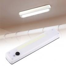 Лампа на батерии с магнитно захващане