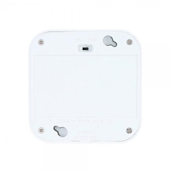 Лампа с диоди и сензор за движение 2