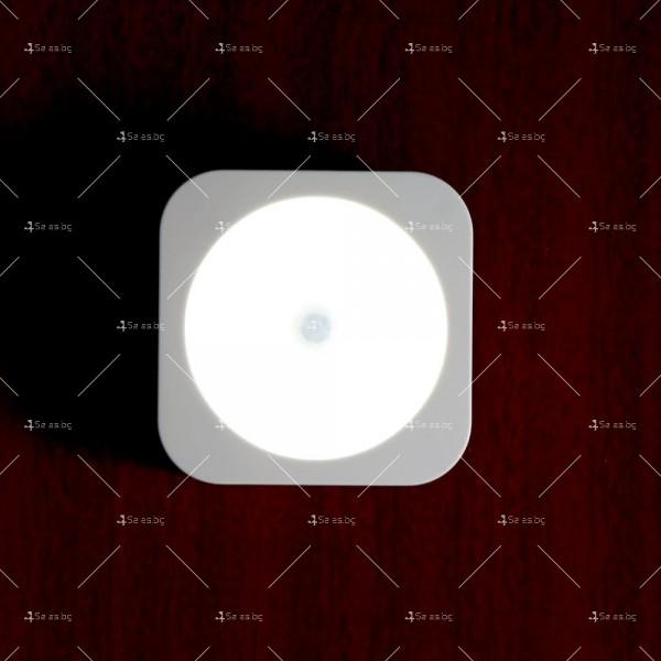 Лампа с диоди и сензор за движение 8