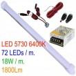LED комплект с димер 1