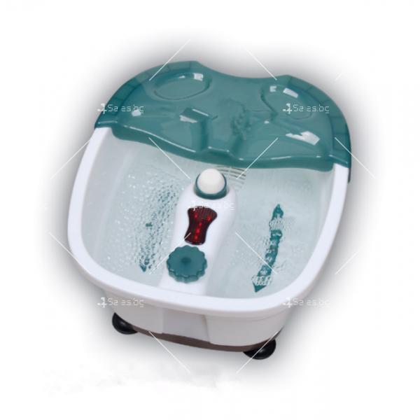 Водна терапия за стъпала - вана с инфрачервено загряване TV101 1