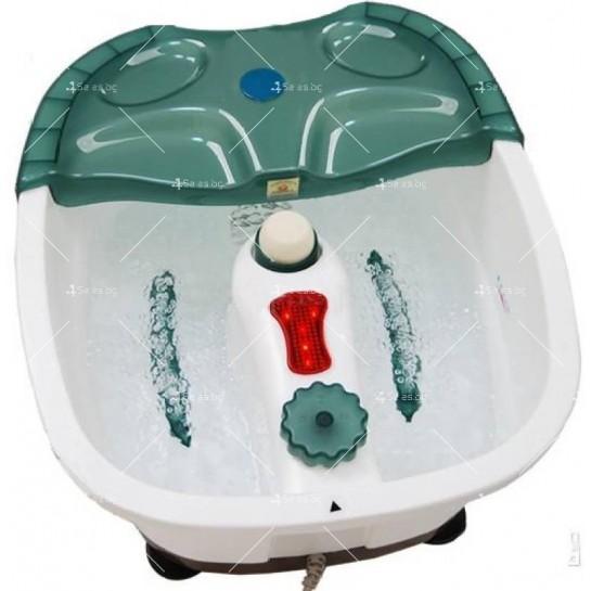 Водна терапия за стъпала - вана с инфрачервено загряване TV101