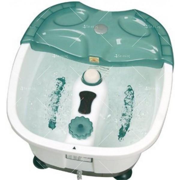 Водна терапия за стъпала - вана с инфрачервено загряване TV101 5