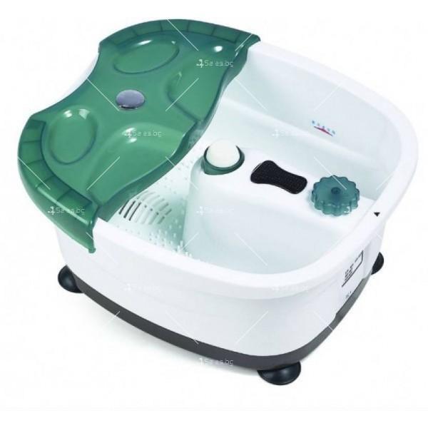 Водна терапия за стъпала - вана с инфрачервено загряване TV101 7
