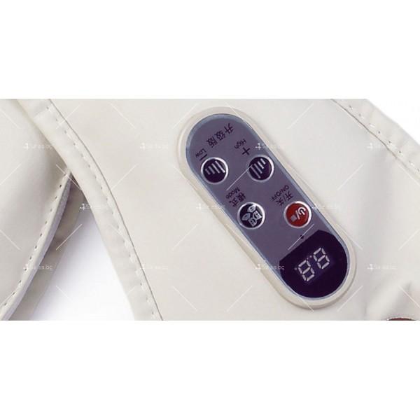 Ударна възглавница за врат с 2 тупащи глави TV73B 8