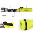 Фенер за водолази с издръжливост до 50 метра дълбочина FL73 6