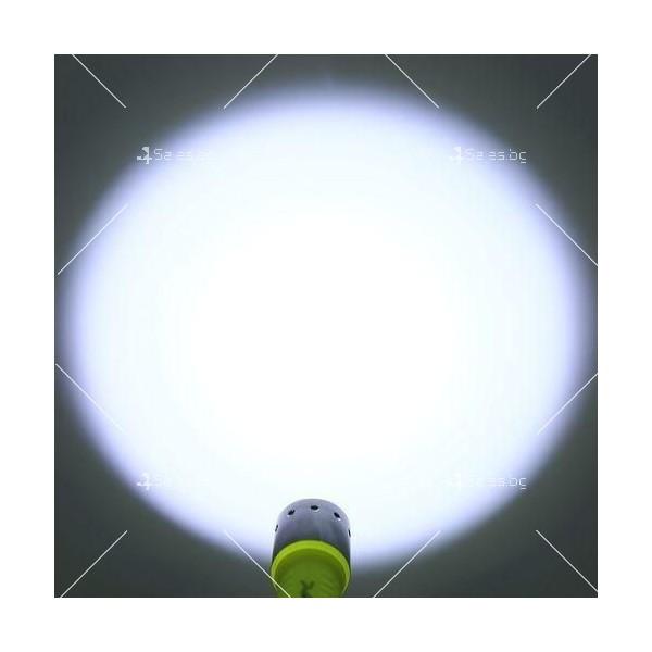Фенер за водолази с издръжливост до 50 метра дълбочина FL73 13