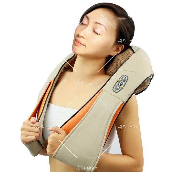 Шиацу масажор TV4 5