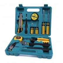 Куфар с 11 различни инструмента за автомобила или дома CASE2
