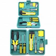 Компактна кутия за автомобили с 11 вида инструменти CASE1