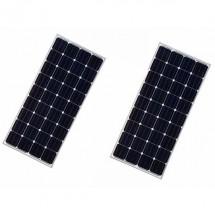 130-ватов соларен панел със силиций