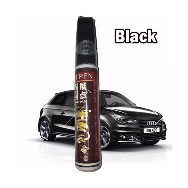 Автоматичен маркер (писалка) за драскотини и пукнатини по автомобилната броня 11