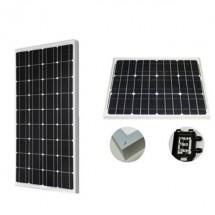Зарядно със слънчева енергия за 48-волтови акумулатори