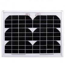 Слънчево зарядно за 12-волтови батерии