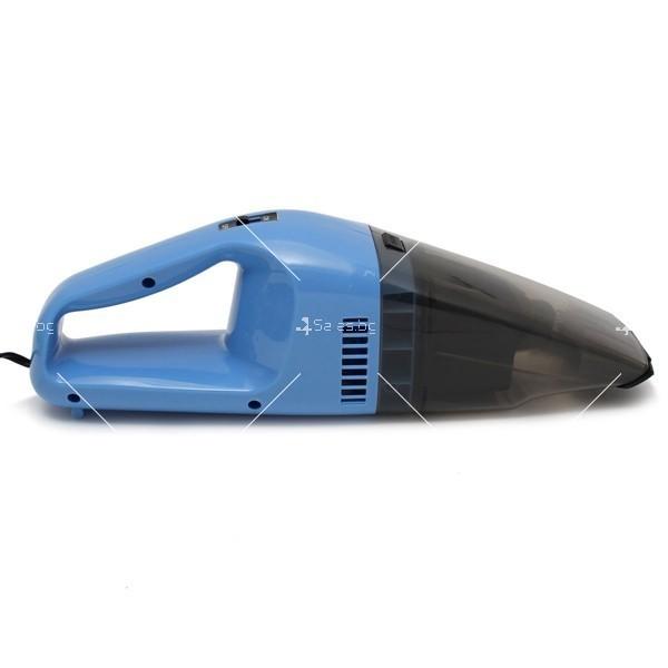 Изключително мощна и компактна 100 W прахосмукачка за автомобил AUTO CLEAN3 8