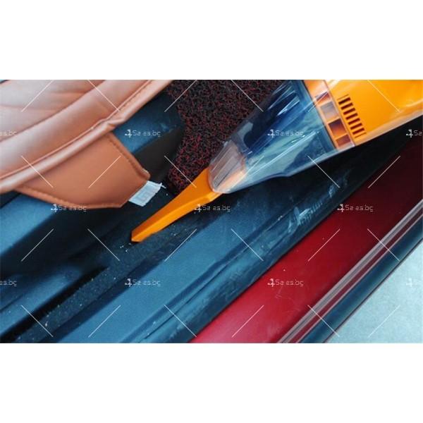 Изключително мощна и компактна 100 W прахосмукачка за автомобил AUTO CLEAN3 15