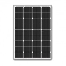 Соларен фотоволтаичен панел със силициев монокристал