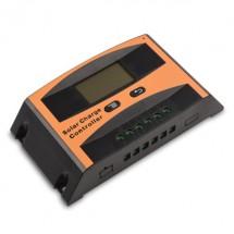 Контролер за соларни панели 10 А с дисплей