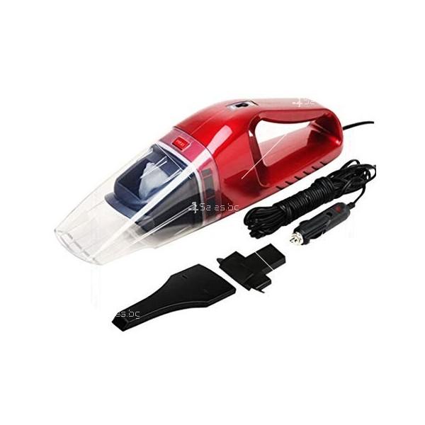 Портативна прахосмукачка за сухо и мокро почистване 75W,AUTO CLEAN-3 4