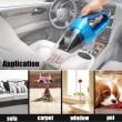 Портативна прахосмукачка за сухо и мокро почистване 75W,AUTO CLEAN-3 7