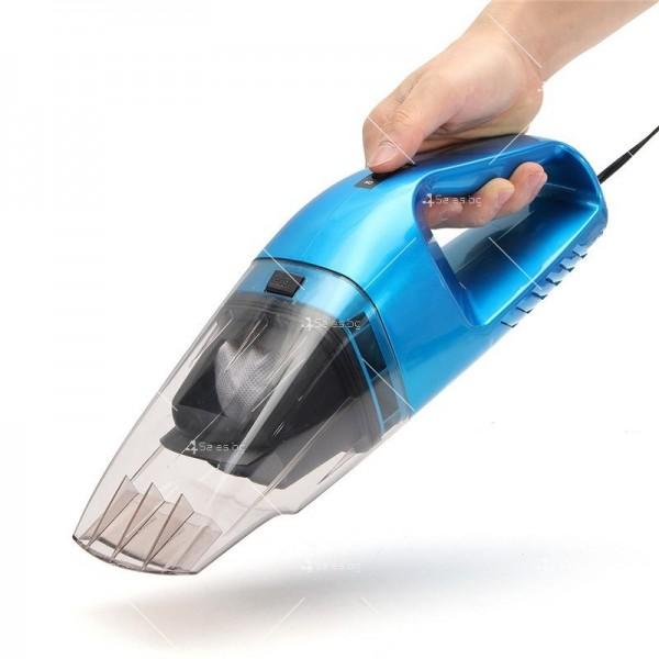 Портативна прахосмукачка за сухо и мокро почистване 75W,AUTO CLEAN-3 19