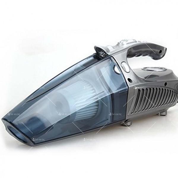 Супер мултифункционална 100W автомобилна прахосмукачка 4 в 1,AUTO CLEAN-5 14
