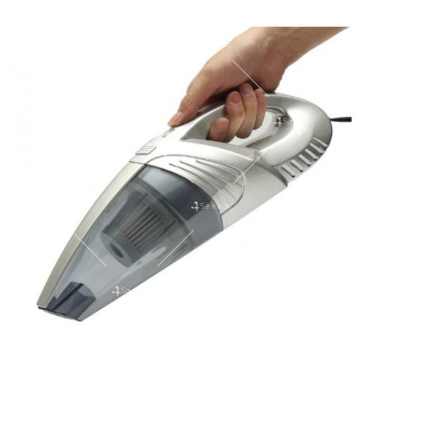 120W мултифункционална компактна прахосмукачка с въздушна помпа AUTO CLEAN6 2