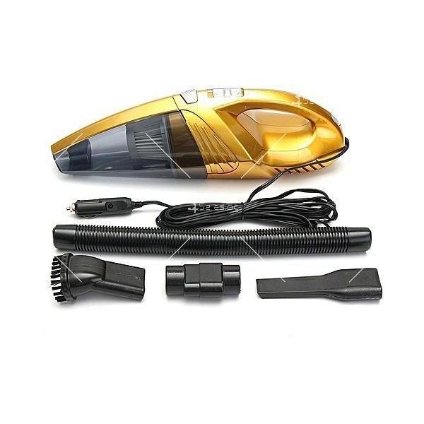120W мултифункционална компактна прахосмукачка с въздушна помпа AUTO CLEAN6 14