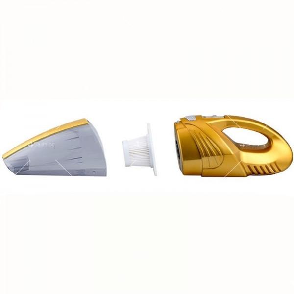 120W мултифункционална компактна прахосмукачка с въздушна помпа AUTO CLEAN6 17