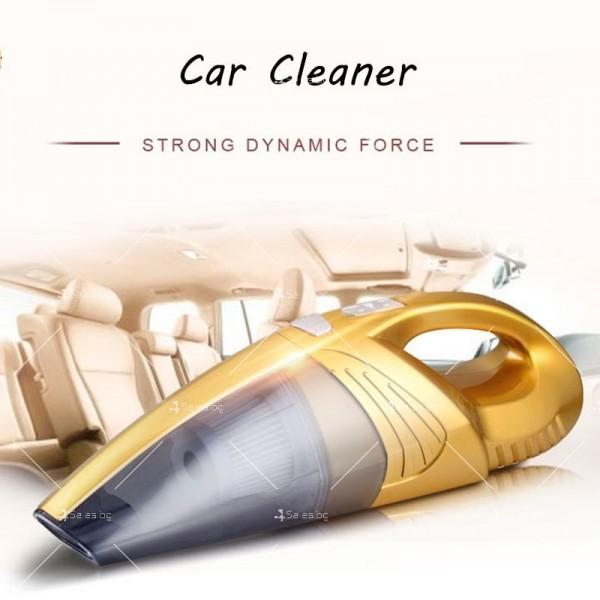 120W мултифункционална компактна прахосмукачка с въздушна помпа AUTO CLEAN6 18