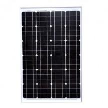 Зарядно със соларни кристали със шестдесет-ватова мощ