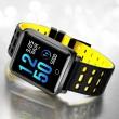 модерен и елегантен водоустойчив смарт часовник с цветен екран и Bluetooth SMW38 21